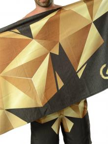 Beach Towels, Geronimo, Item number: 1610x1 Black Beach Towel