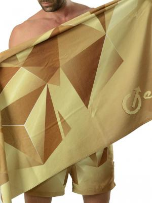 Geronimo Beach Towels, Item number: 1610x1 Brown Beach Towel, Color: Brown, photo 1