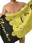 Geronimo, 1612x1 Yellow Beach Towel