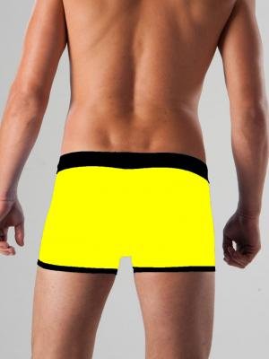 Geronimo Boxers, Item number: 1262b1 Yellow, Color: Yellow, photo 2