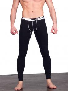 Leggings, Geronimo, Item number: 1664j6 Black Leggings