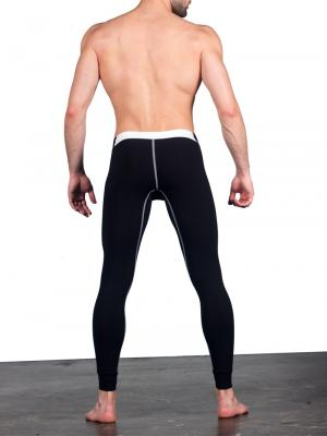 Geronimo Leggings, Item number: 1664j6 Black Leggings, Color: Black, photo 4