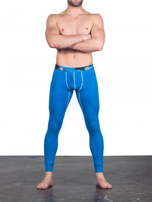 Geronimo Leggings, Item number: 1664j6 Blue Leggings, Color: Blue, photo 2