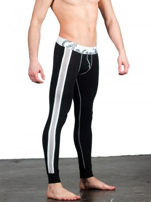 Geronimo Leggings, Item number: 1666j6 Black Leggings, Color: Black, photo 1