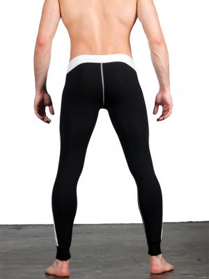 Geronimo Leggings, Item number: 1666j6 Black Leggings, Color: Black, photo 5
