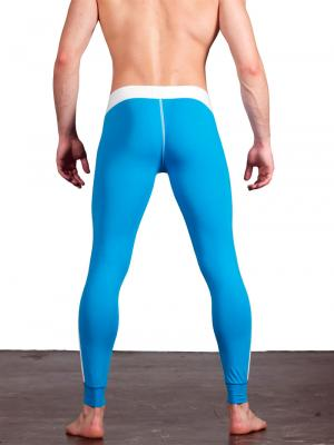 Geronimo Leggings, Item number: 1666j6 Blue Leggings, Color: Blue, photo 5