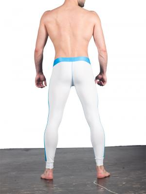 Geronimo Leggings, Item number: 1666j6 White Leggings, Color: White, photo 6