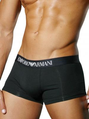 Emporio Armani Boxers, Item number: CC518 110389, Color: Black, photo 1