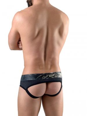 Geronimo Jockstraps, Item number: 17571s9 Jockstrap for men, Color: Multi, photo 2