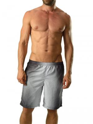 Geronimo Board Shorts, Item number: 1608p4 Black Boardshorts, Color: Black, photo 2
