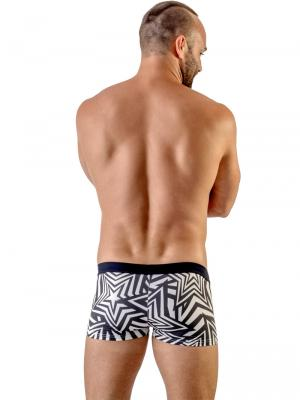 Geronimo Boxers, Item number: 1705b1 Black Swim Trunks, Color: Black, photo 5
