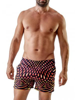 Geronimo Swim Shorts, Item number: 1707p1 Red Swim Short, Color: Red, photo 2
