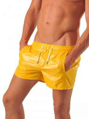 Geronimo Swim Shorts, Item number: Maverick Yellow, Color: Yellow, photo 2