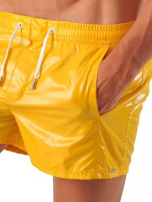 Geronimo Swim Shorts, Item number: Maverick Yellow, Color: Yellow, photo 3