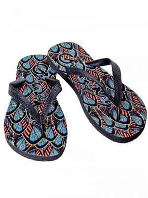 Geronimo Flip Flops, Item number: 1716f1 Flip Flop for Men, Color: Multi, photo 1
