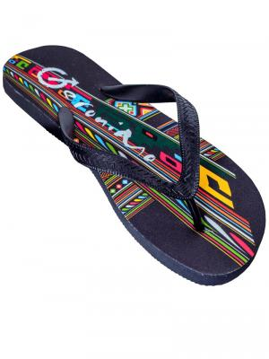 Geronimo Flip Flops, Item number: 1711f1 Flip Flop for Men, Color: Multi, photo 2