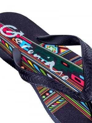 Geronimo Flip Flops, Item number: 1711f1 Flip Flop for Men, Color: Multi, photo 3
