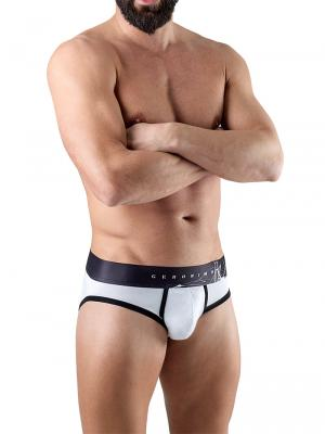 Geronimo Briefs, Item number: 1767s2 White Brief for Men, Color: White, photo 2