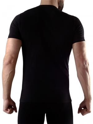 Geronimo T shirt, Item number: 1758t3 Black Men's T-shirt, Color: Black, photo 5