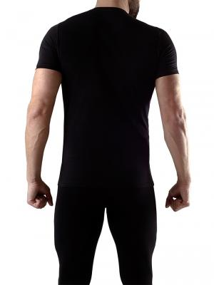 Geronimo T shirt, Item number: 1758t3 Black Men's T-shirt, Color: Black, photo 6
