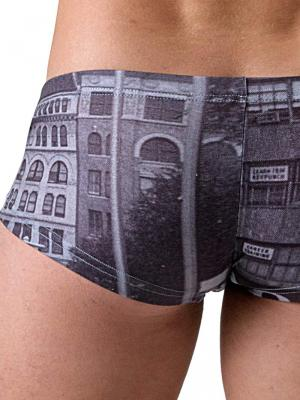 Geronimo Boxers, Item number: 1761b3 Old City Trunk, Color: Grey, photo 4