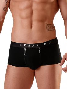 Boxers, Geronimo, Item number: 1841b3 Black Fetish Boxer