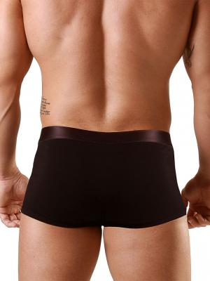 Geronimo Fetish, Item number: 1841b3 Black Fetish Boxer, Color: Black, photo 4