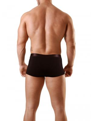 Geronimo Fetish, Item number: 1841b3 Black Fetish Boxer, Color: Black, photo 5
