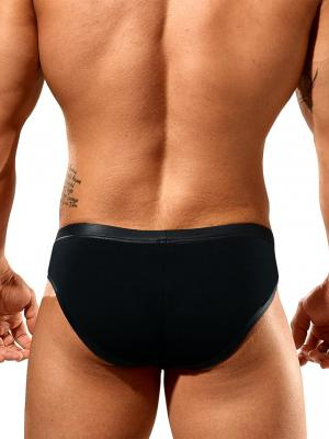 Geronimo Fetish, Item number: 1841s2 Black Reveal Brief, Color: Black, photo 4