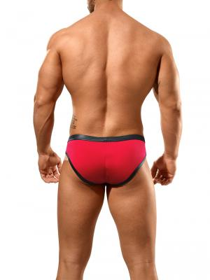 Geronimo Fetish, Item number: 1841s2 Red Reveal Brief, Color: Red, photo 5