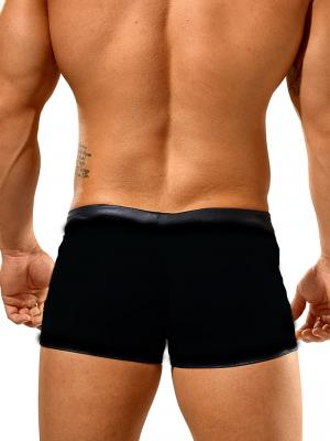 Geronimo Fetish, Item number: 1841b1 Black Reveal Boxer, Color: Black, photo 3