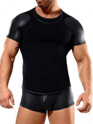 Geronimo Fetish, Item number: 1841t7 Black Fetish T-shirt, Color: Black, photo 1