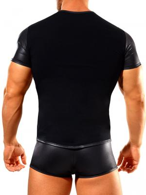Geronimo Fetish, Item number: 1841t7 Black Fetish T-shirt, Color: Black, photo 4
