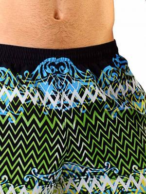 Geronimo Swim Shorts, Item number: 1811p1 Men's Swim Short, Color: Multi, photo 3