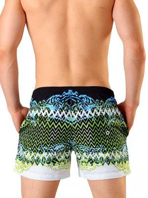 Geronimo Swim Shorts, Item number: 1811p1 Men's Swim Short, Color: Multi, photo 4