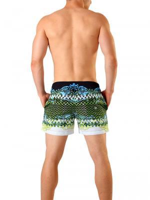 Geronimo Swim Shorts, Item number: 1811p1 Men's Swim Short, Color: Multi, photo 5