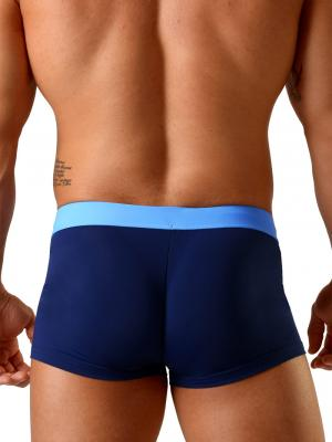 Geronimo Boxers, Item number: 1820b1 Dark Blue Trunk, Color: Blue, photo 4