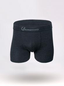 Boxers, Geronimo, Item number: 1861b7 Grey Men's Boxer Trunk