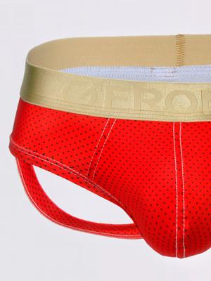 Geronimo Jockstraps, Item number: 1852s9 Red Jockstraps, Color: Red, photo 4