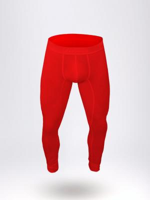 Geronimo Long Johns, Item number: 1861j6 Red Long John, Color: Red, photo 1