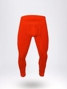 Long Johns, Geronimo, Item number: 1861j6 Orange Long John
