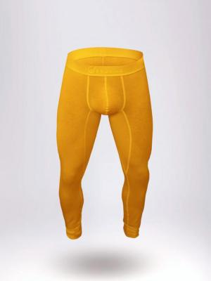 Geronimo Long Johns, Item number: 1861j6 Yellow Long John, Color: Yellow, photo 1