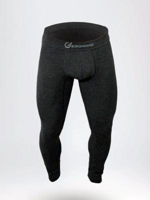 Geronimo Long Johns, Item number: 1861j6 Graphite Long John, Color: Grey, photo 1