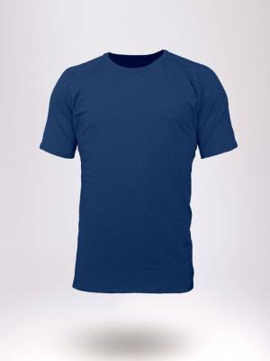 Geronimo T shirt, Item number: 1861t5 Navy Blue Men's T-shirt, Color: Blue, photo 1