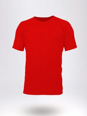 Geronimo T shirt, Item number: 1861t5 Red T-shirt for men, Color: Red, photo 1