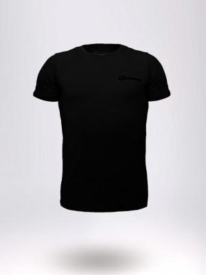 Geronimo T shirt, Item number: 1860t3 Black T-shirt for Men, Color: Black, photo 1