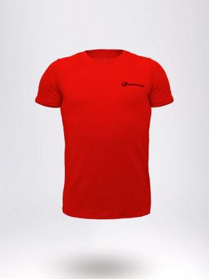 Geronimo T shirt, Item number: 1860t3 Red T-shirt for Men, Color: Red, photo 1