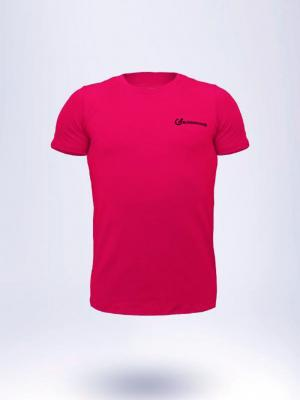 Geronimo T shirt, Item number: 1860t3 Pink T-shirt for Men, Color: Pink, photo 1