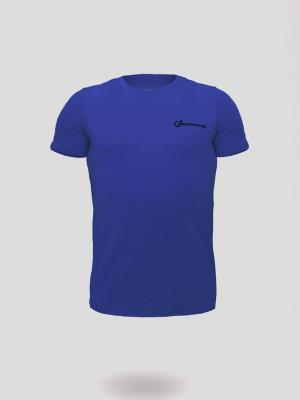 Geronimo T shirt, Item number: 1860t3 Blue Men's T-shirt, Color: Blue, photo 1