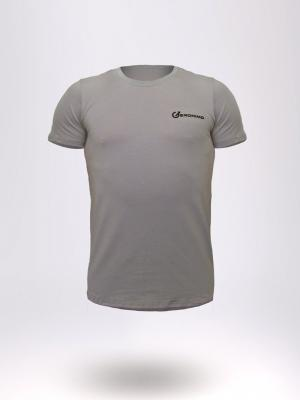 Geronimo T shirt, Item number: 1860t3 Grey T-shirt for Men, Color: Grey, photo 1